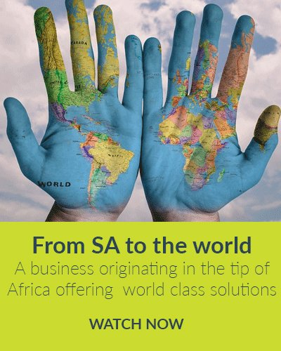 SA to the world-1
