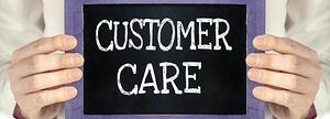 What's your customer care strategy? Follow Mr Lawn's example!
